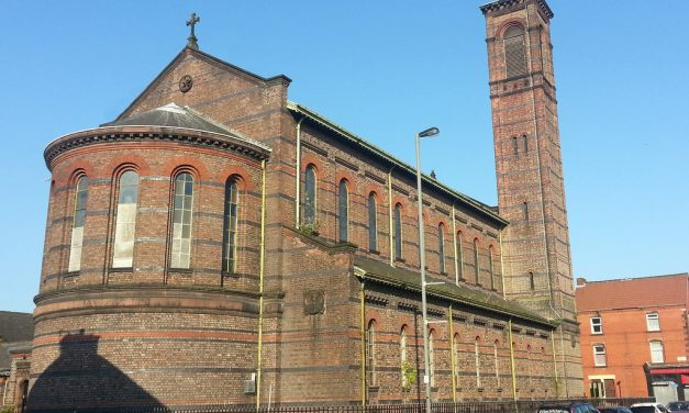 History of St Bridgets Wavertree