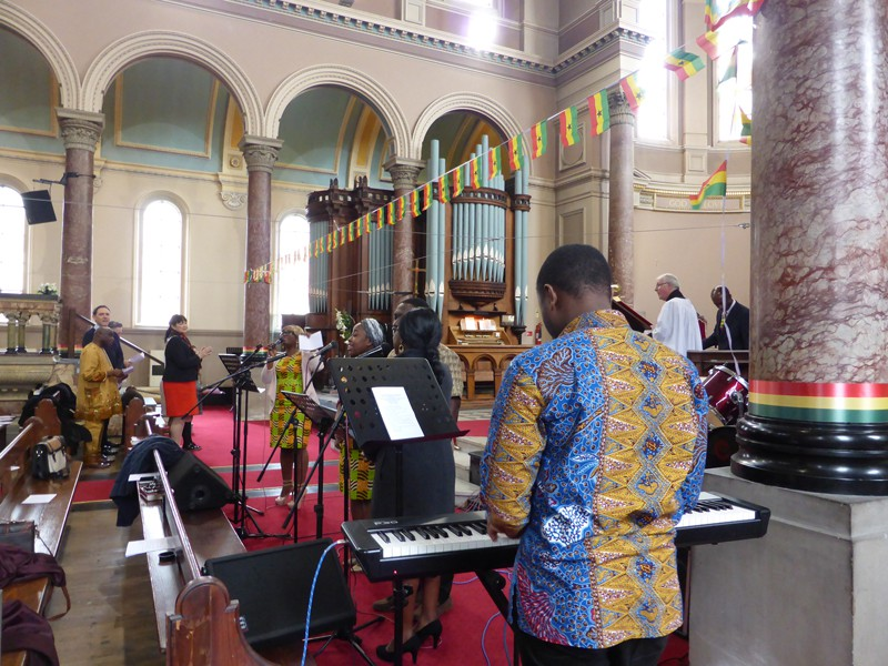 Ghanaian service